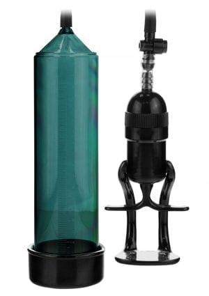 Linx Grip Pump Clr/blk