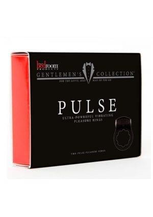 Brp Pulse Ring 2pk Red/black