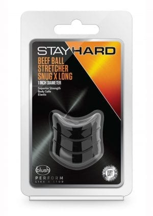 Stay Hard Beef Ball Stretch Snug X Lng