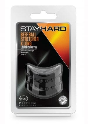 Stay Hard Beef Ball Stretch X Lng
