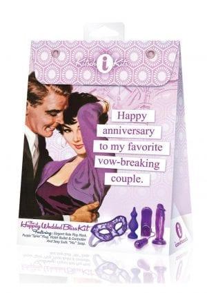Kitsch Kits Happily Wedded Bliss Kit