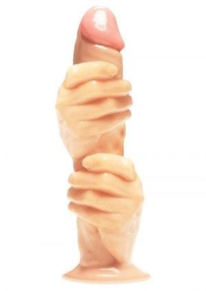 Massive 2 Fisted Grip Dildo