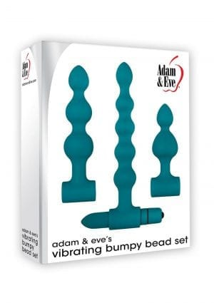 Aande Vibrating Bumpy Bead Set