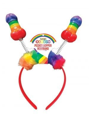 Rainbow Pecker Bopper