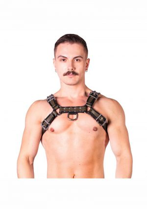 Prowler Red Bull Harness Blk/grn Lg