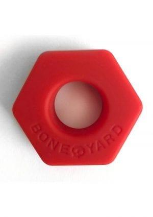 Boneyard Bust A Nut C Ring Red