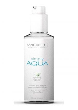 Simply Aqua 2.3 Oz