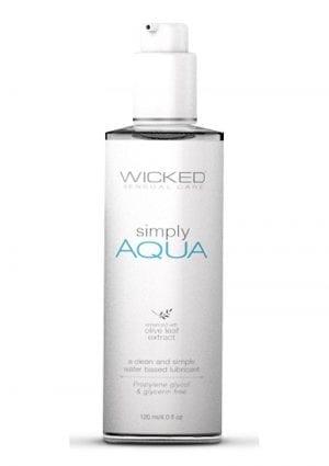 Simply Aqua 4 Oz