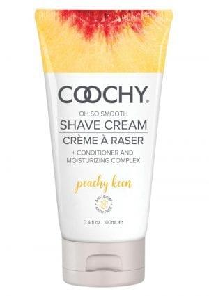 Coochy Shave Peachy Keen 3.4 Oz