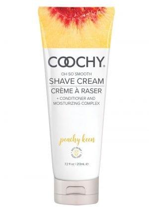 Coochy Shave Peachy Keen 7.2 Oz
