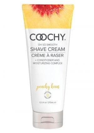 Coochy Shave Peachy Keen 12.5 Oz