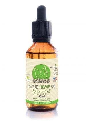 BeTru Feline Hemp Oil 150mg Catnip 30ml