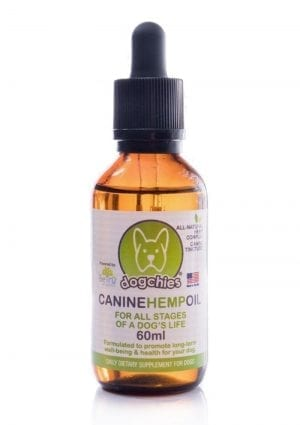 Be Tru Canine Hemp Oil 120mg Cod Liver 60ml