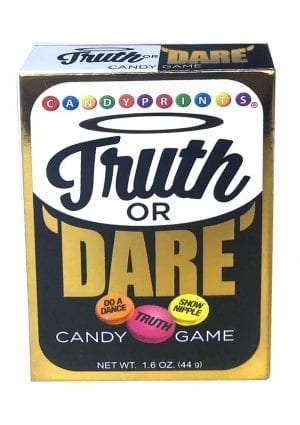 Truth Or Dare Candy Single Box