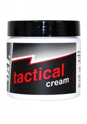Gun Oil Tactical Cream 6oz Jar