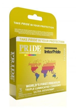 Pride Classic 3pk