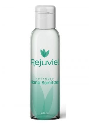 Rejuviel Advanced Hand Sanitizer 4oz