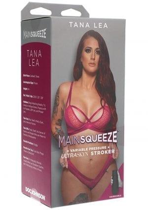 Main Squeeze Tana Lea Pussy Vanilla