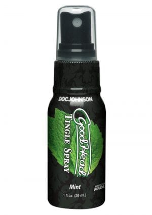 Goodhead Tingle Spray