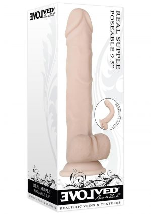 Real Supple True Feel Poseable 9.5 Lgh