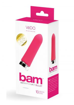 Bam Recharge Bullet Pink