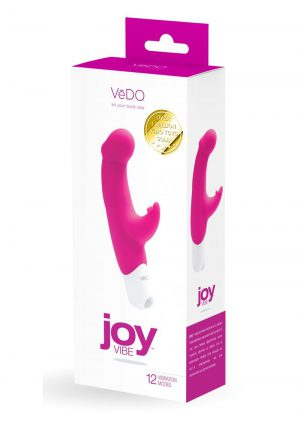 Joy Vibe Hot In Bed Pink