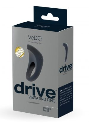 Drive Vibrating Ring Just Black