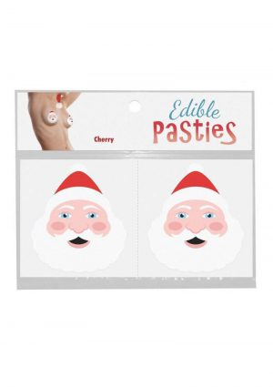 Santa Face Pasties Cherry Flavor
