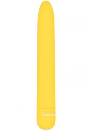 Sunny Sensations Rechargeable Vibrator – Yellow