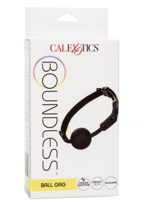 Boundless Ball Gag - Black