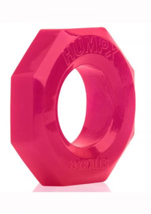 Oxballs HumpX Silicone Cock Ring – Pink