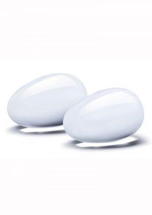 Glas Yoni Eggs – Clear