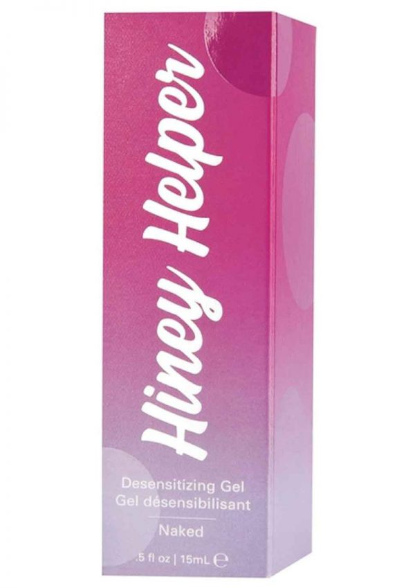 Hiney Helper Anal Relaxant .5 fl oz/15ml