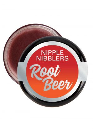 Nipple Nibblers Cool Tingle Balm Root Beer 3 gm. 1 pc.