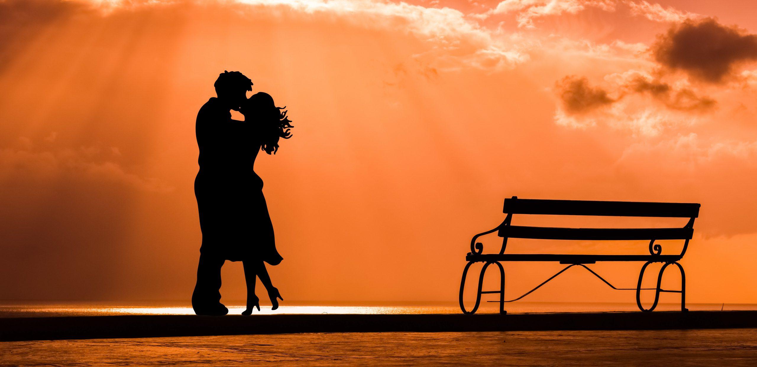 couple, romance, love