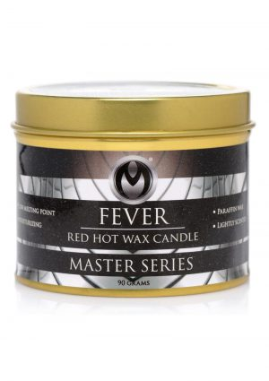 Master Series Fever Red Hot Wax Candle