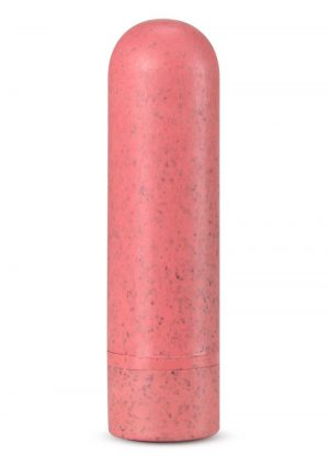 Gaia Eco Rechargeable Bullet Vibrator – Coral