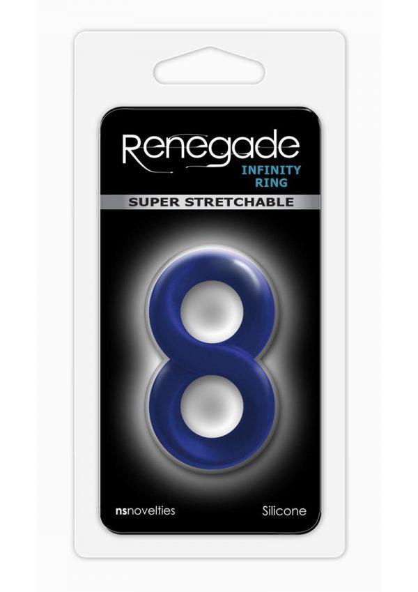 Renegade Infinity Ring Blue