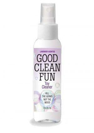 Good Clean Fun Spray Lavender 2oz