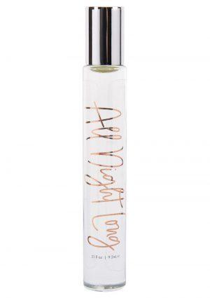 CG Pheromone Perfume Roll-On All Night Long .34.fl.oz/10ml