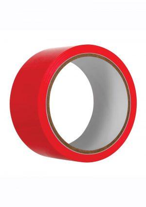 Bondage Tape 65ft – Red