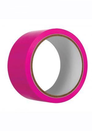 Bondage Tape 65ft – Pink