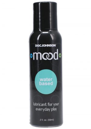 Mood Lube Water Based Lubricant 2oz