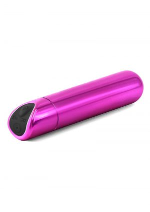Lush Nightshade Rechargeable Petite Vibrator – Pink